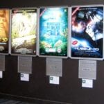 Backlit Movie Posters
