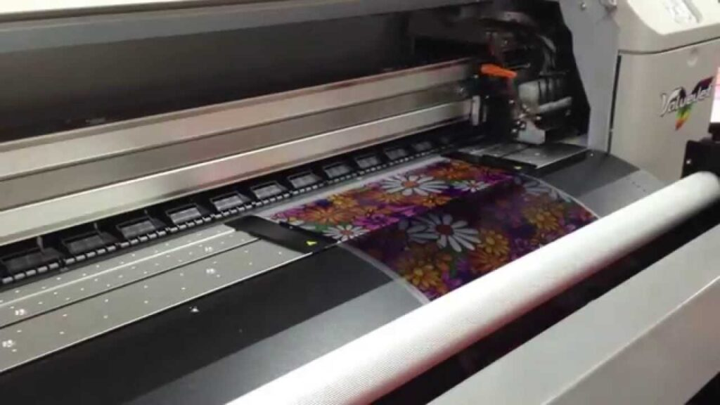 Clear Transparency Print - Large Format Printer