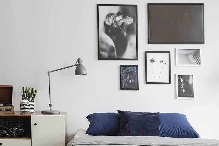 Custom Size Posters and Prints on Wall